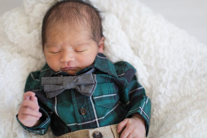 Baby Mateo