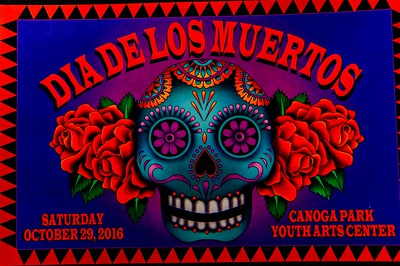 Day of the Dead---Canoga Park---Oct. 29, 2016