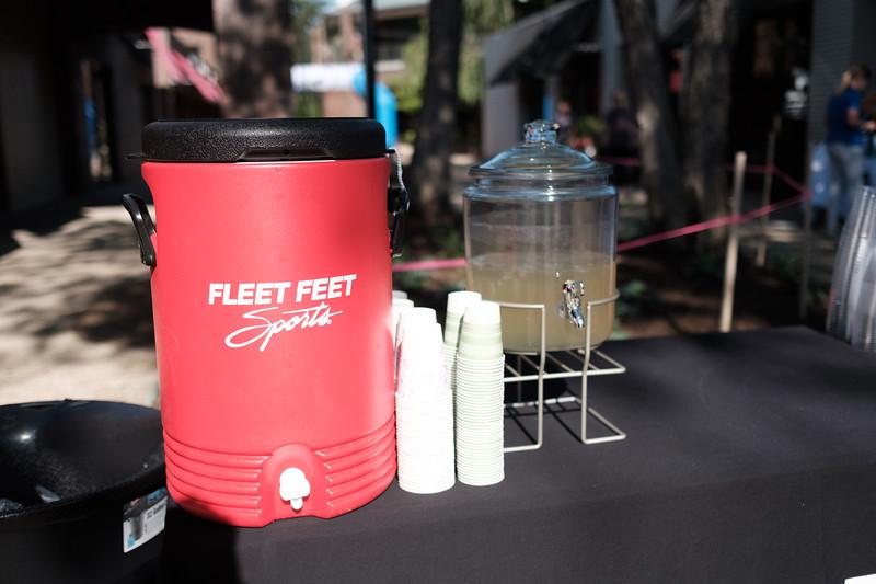 Fleet Feet Grand Opening Big Run 2017