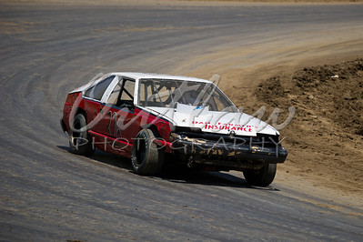 Wild West Modifieds - Dirt Oval - June 19, 2011
