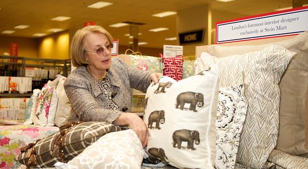 Nina Campbell at Stein Mart