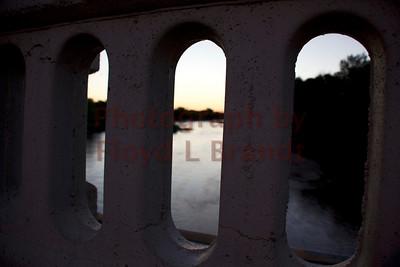 Fort Morgan - The Rainbow Bridge