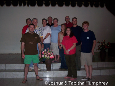 2007 Mulberry UMC Mission Trip
