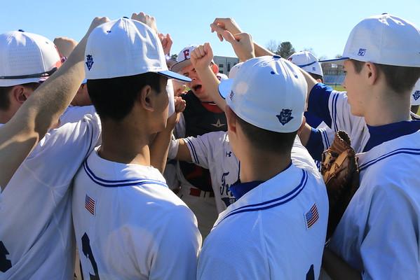 Prep Baseball vs Covenant School - Mar 19