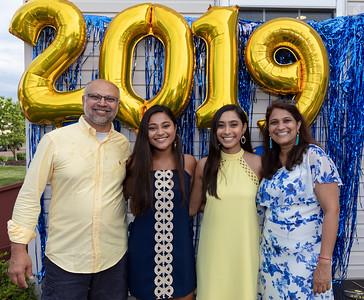 2019 Megha Graduation