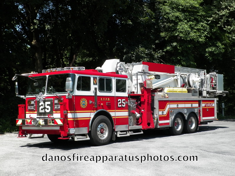 EXETER TWP. FIRE DEPT.
