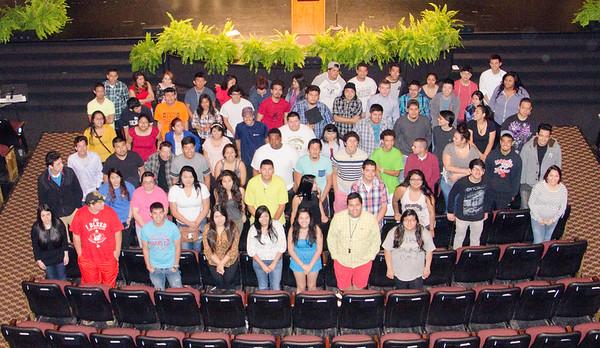 MIHS Graduation May 2015