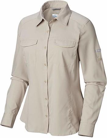 Columbia PFG Tamiami II Long Sleeve Shirt- Best Women's Safari Shirt