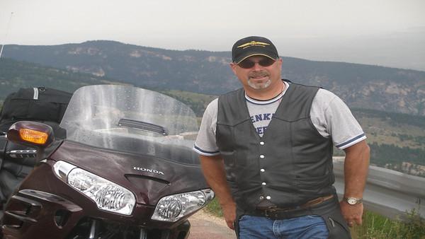 Montana Wyoming Motorcycle Trip 2009