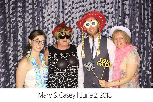 Mary & Casey
