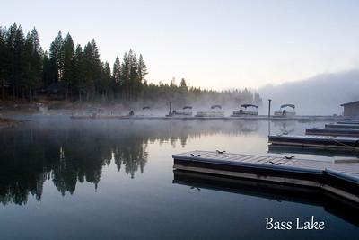 Yosemite National Park & Bass Lake: October 7, 2011