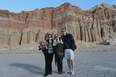 Day 1 - Sun Mar 3: 01 Red Rock Canyon