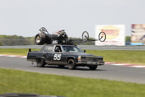 The Real Hoopties of New Jersey, New Jersey Motorsports Park, May 2018