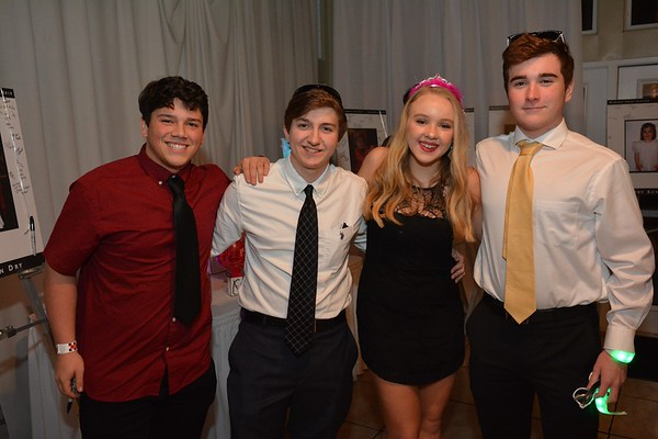 McGehee Sweet 16 Party 2018