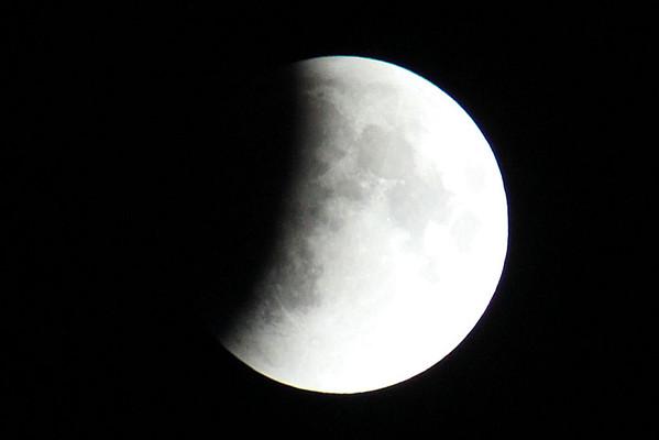 Harvest Moon Lunar Eclipse