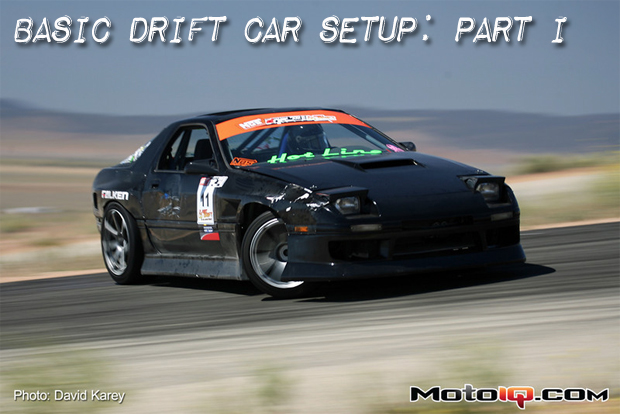 Basic Drift Chassis Setup Part 1