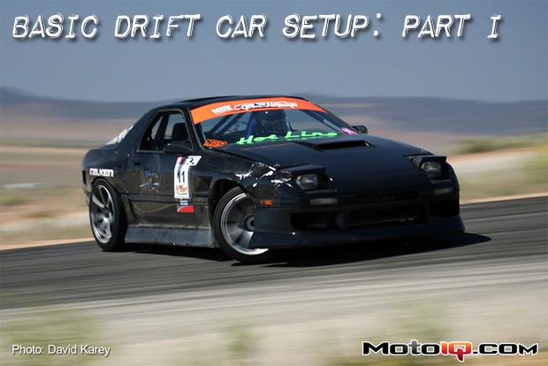 Basic Drift Chassis Setup Part 1