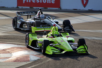Indycar Warmup - Firestone Grand Prix of St Pete - St Petersburg, FL - 11 Mar. '18