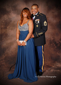 Baltimore Battalion Formal Portraits 2014
