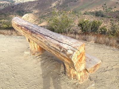 2016 07-11 re-finish Mark's Bench