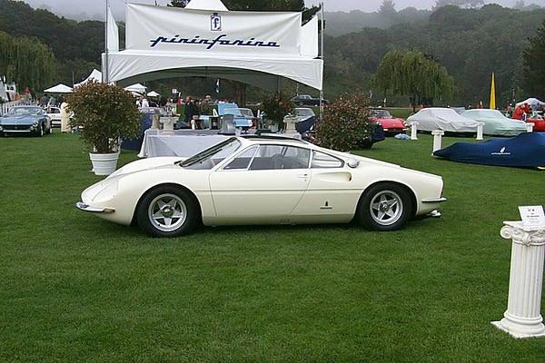 Ferrari / Pininfarina 356 P concept car