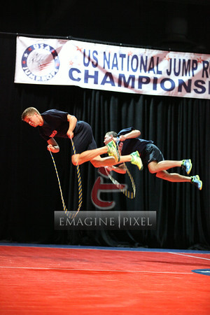 6/29 Single Rope Pairs Freestyle Heat 12