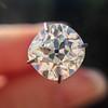 1.27ct Antique Cushion Cut Diamond, EGL K VS1 2
