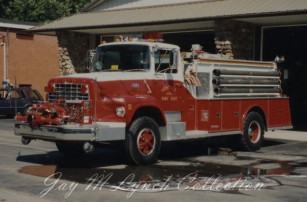 Kendall Fire Department