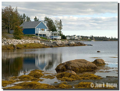 Head of Jeddore : Jeddore Harbour - Western Arm