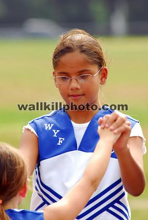 Wallkill Fighting Panthers vs Cornwall - Cheerleading - 9-9-07
