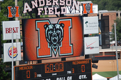 Mercer vs. Reinhardt August 31, 2013