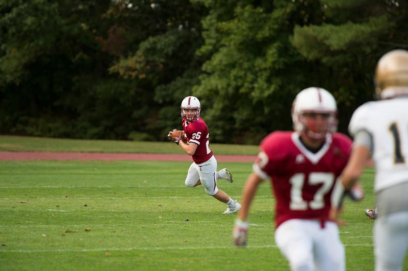 Junior Varsity Football v Choate Rosemary Hall