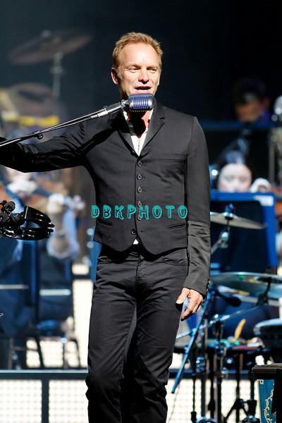 DBKphoto / Sting & Royal Philharmonic Orchestra 07/09/2010