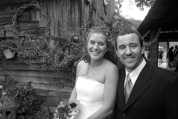 Rachel & Pat Wedding