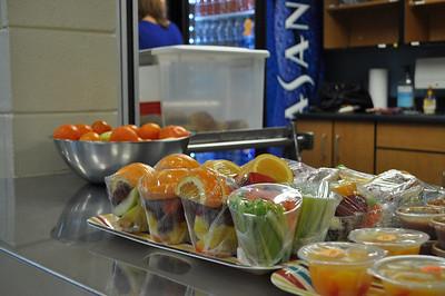 USDA Healthy Snacks Press Event