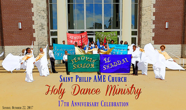 Holy Dance Ministry 17th Anniversary