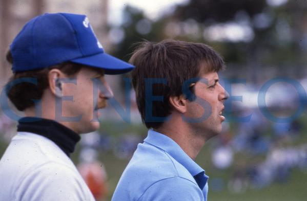 Men's Baseball Across the 1980s