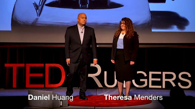 "Video: TEDx Talk - ""Life Inside a Refugee Camp"""