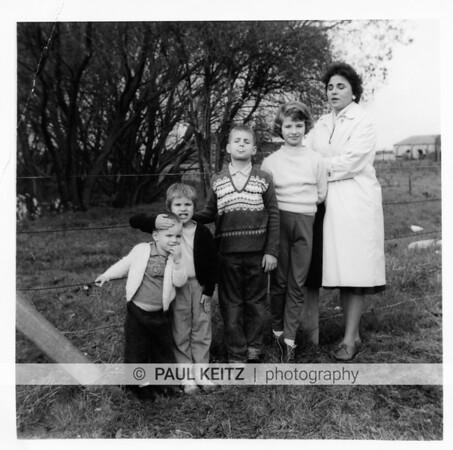 Old  Keitz Family Photos