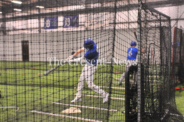 02-18-19 Sports Defiance Baseball 1st practice