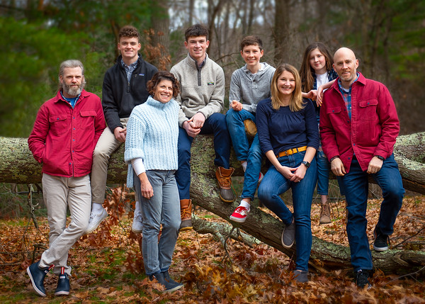 Leary and Chenail Family