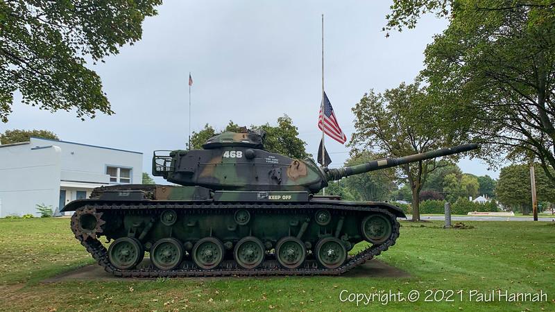 American Legion Post 468 - Rochester/Greece, NY - M60A3