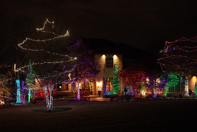 Holiday Lights and Decoration