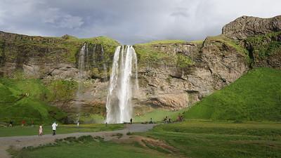 Seljalandsfoss - Skógafoss - Fimmvörðuháls - Vík