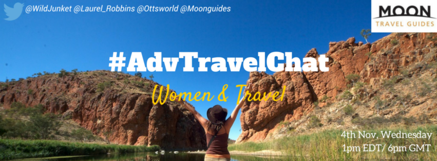Women adventure travel