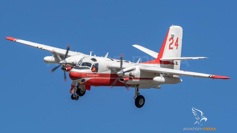 Securite Civile / Conair S-2 Turbo Firecat / F-ZBMA 24
