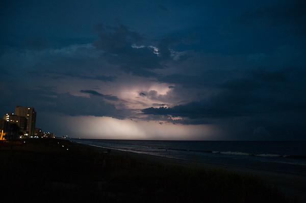 Myrtle Beach Storm
