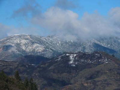 Three Peaks Morning Ride, 3.11.2021