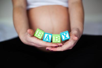 ali | baby bump | 2012