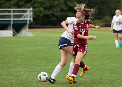 9/20/17: Girls' JV Soccer vs Hotchkiss